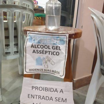 Por descumprirem medidas sanitárias, Três estabelecimentos são notificados em ituporanga