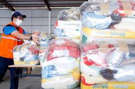 Quase seis mil kits de alimentação serão distribuídos a partir de hoje entre escolas estaduais da região