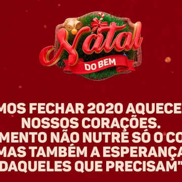 """Associação Empresarial de Ituporanga realiza campanha """"Natal do Bem"""""""
