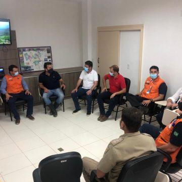 Prefeitos pedem celeridade na liberação de recursos para a reconstrução de áreas afetadas pela enxurrada