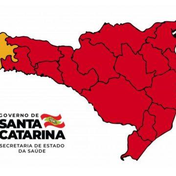 Santa Catarina terá toque de recolher na madrugada