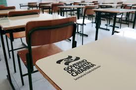 Governador Carlos Moisés da Silva sanciona projeto que prevê a volta às aulas em Santa Catarina