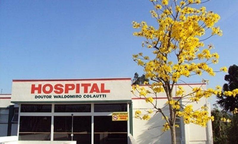Hospital Waldomiro Colautti suspende cirurgias e consultas ambulatoriais e cogita abrir enfermaria Covid