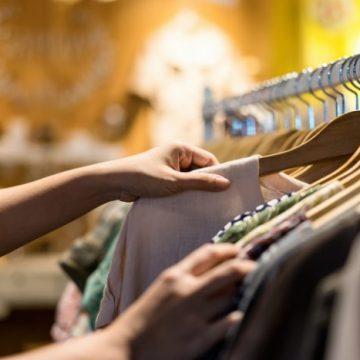 Setor de vestuário registrou 82% de média de diminuição na demanda