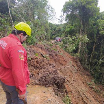Bombeiros Voluntários concentram trabalho em regiões ainda não vistoriadas
