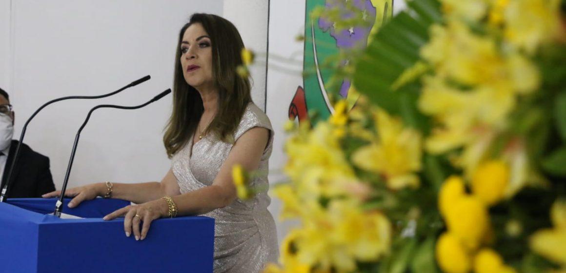 Karla Bastos Miguel é a primeira vice-prefeita da história de Rio do Sul