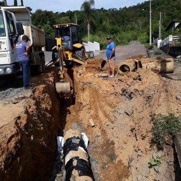 Consumidores afetados pela enxurrada terão desconto na fatura de água, em Presidente Getúlio