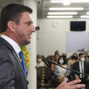 José Thomé e Karla Bastos Miguel tomam posse em Rio do Sul