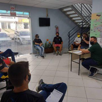 FMD faz manutenção de espaços de treinamento, na Capital do Alto Vale