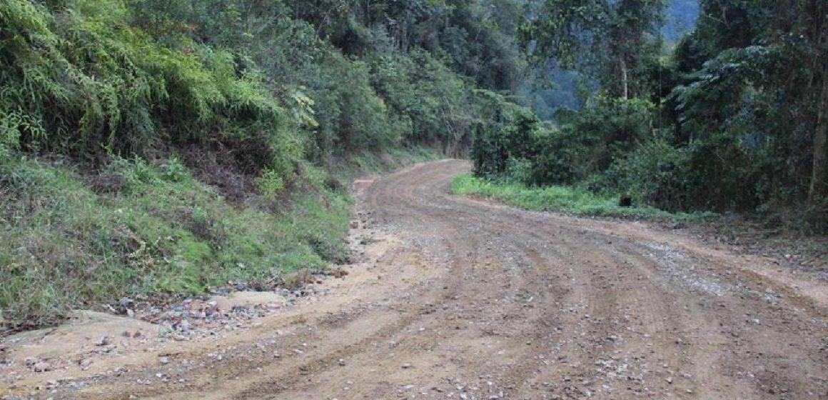 Serra do Tucano estará fechada no fim de semana