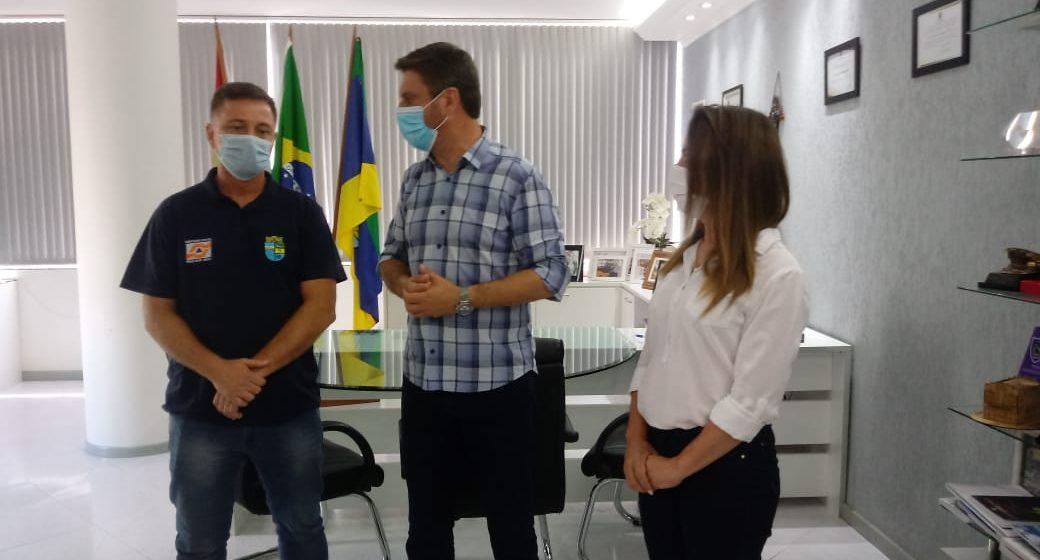 Renato Abreu assume diretoria de defesa civil de Rio do Sul