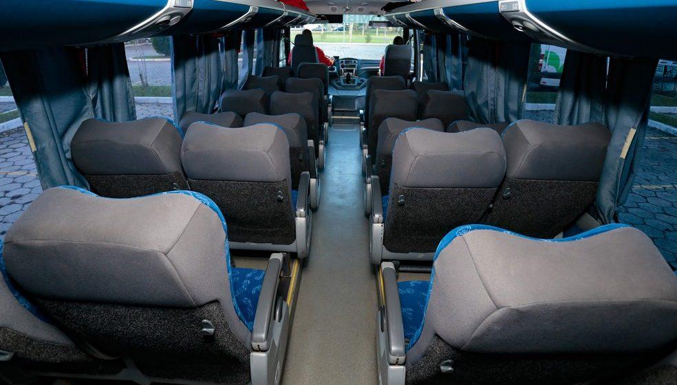 Transporte intermunicipal e interestadual de passageiros terá ocupação máxima de 70%