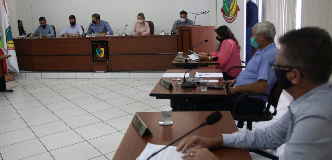 Câmara de Vereadores de Rio do Sul realiza a primeira sessão de 2021