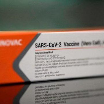 Instituto Butantan divulgou a eficácia geral de 50,38% da vacina CoronaVac contra a Covid-19