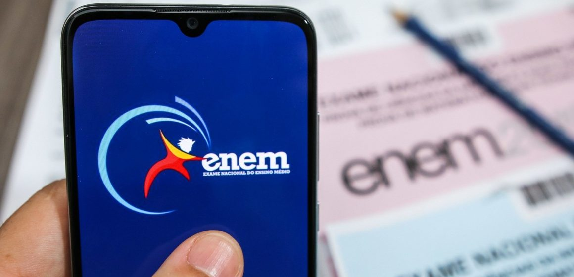 Mais de 120 mil estudantes catarinenses farão a primeira fase da prova do Enem no próximo domingo