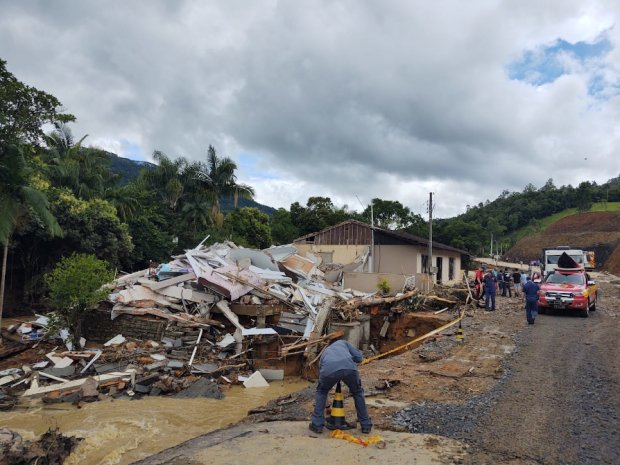 Coordenadoria Municipal de Defesa Civil de Ibirama define datas de atendimentos aos moradores que foram afetados  pela enxurrada do fim de 2020