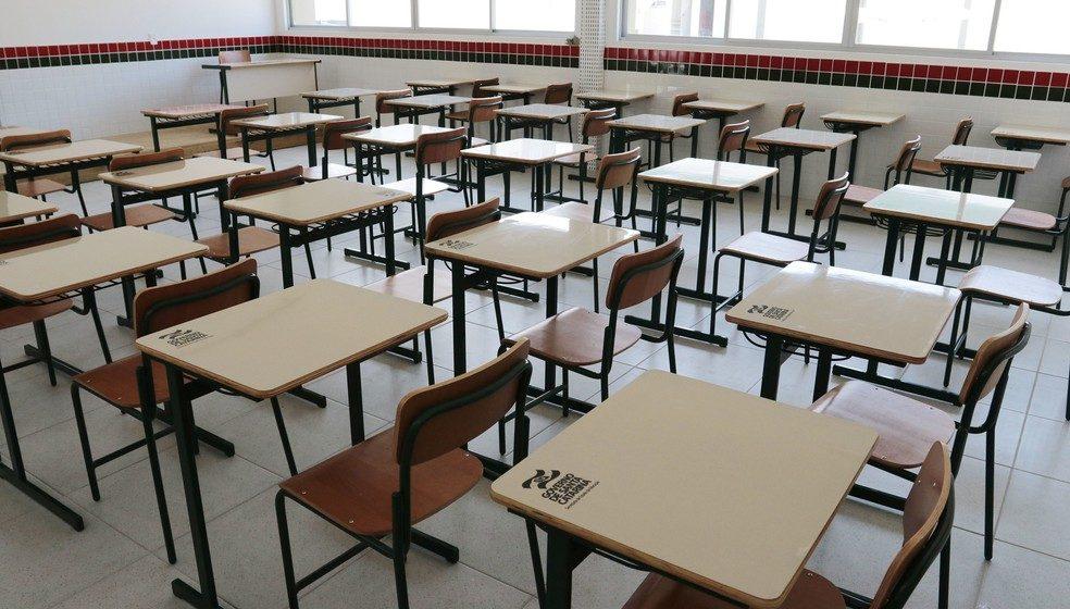Escolas da rede pública estadual vão passar por manutenção