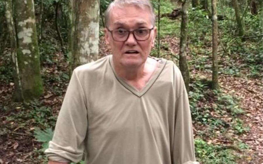 Homem que estava desaparecido é encontrado em Rio do Sul