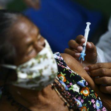 População indígena de José Boiteux e Vitor Meireles começa a ser vacinada contra Covid-19