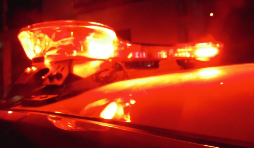 Acidente entre carro e moto deixa ocupante gravemente ferido, em Presidente Getúlio