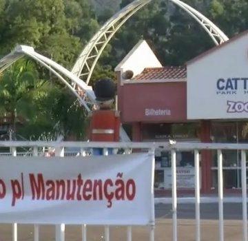 Zoológico de Salete é condenado a pagar indenização R$ 500 mil, por maus tratos a animais