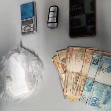 Homem é preso por tráfico de drogas em Agrolândia
