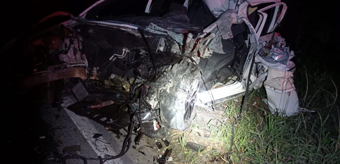 Homem de 26 anos morre após acidente na BR-470, em Lontras