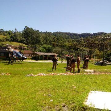 Após confronto, suspeitos de assalto são capturados no bairro Albertina