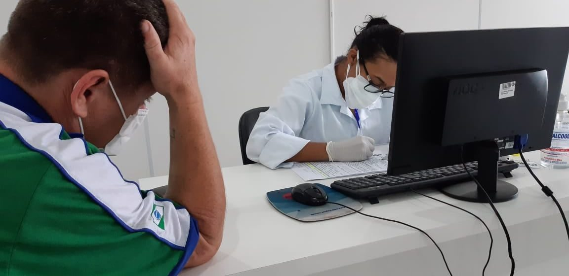 Centro de Enfrentamento à Covid-19, em Presidente Getúlio, registra aumento de 141% em atendimentos