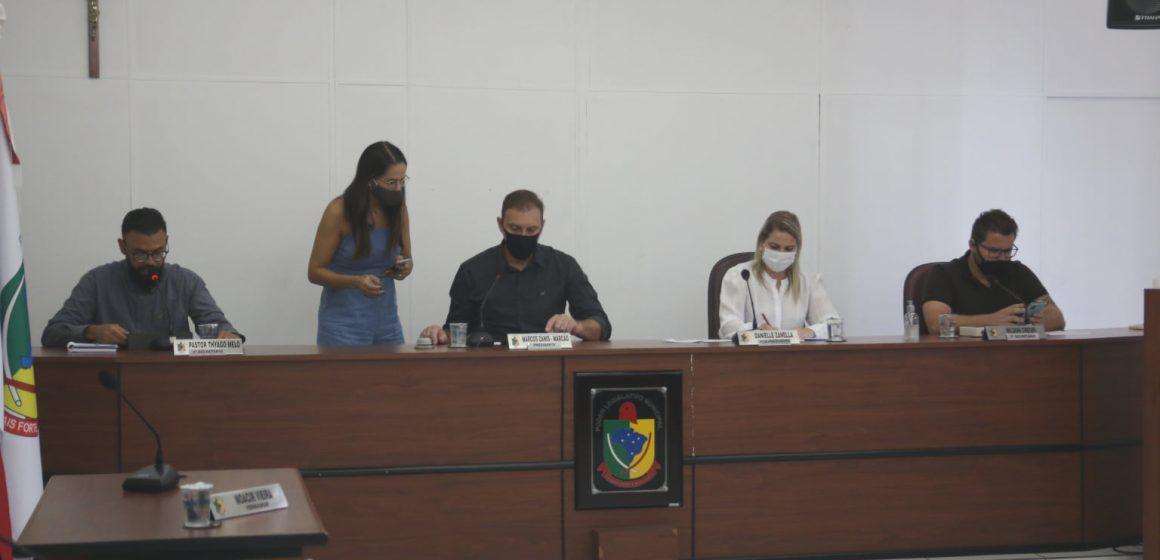 Projeto propõe mudanças na Lei que trata das pavimentações comunitárias de Rio do Sul