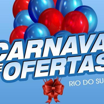 CDL de Rio do Sul irá realizar Carnaval de Ofertas