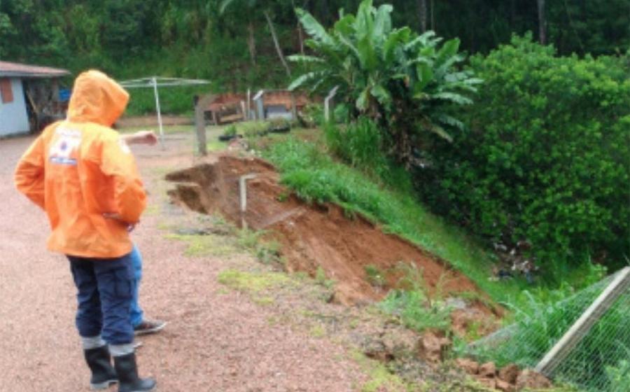 Laudos após enxurrada em Ibirama apontam que pelo menos seis casas devem ser demolidas