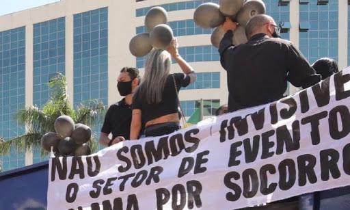 Setor de eventos pede apoio do governo para recuperação