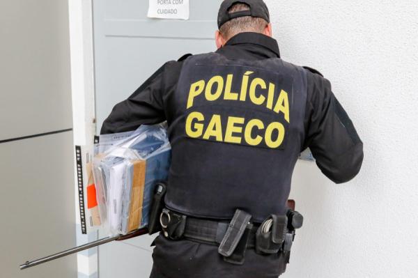 Gaeco deflagra procedimentos contra fraude em licitações e cumpre mandado de prisão em Rio do Sul