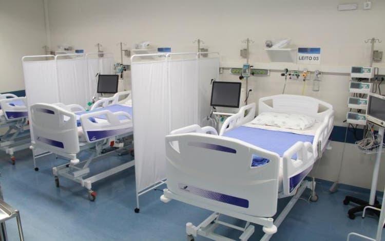 Com aumento de contaminações por Covid-19, hospital de Salete adapta cinco leitos da maternidade para receber esses pacientes
