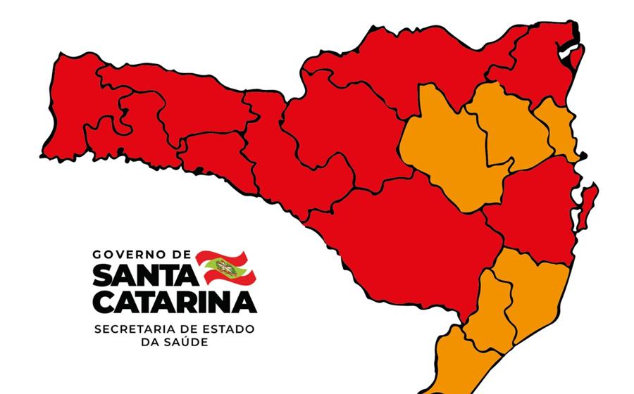 Rio do Sul supera marca de cinco mil casos de coronavírus