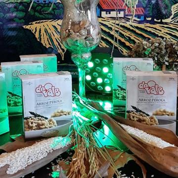 Cravil e Epagri lançam, no Alto Vale, o primeiro arroz 100% catarinens