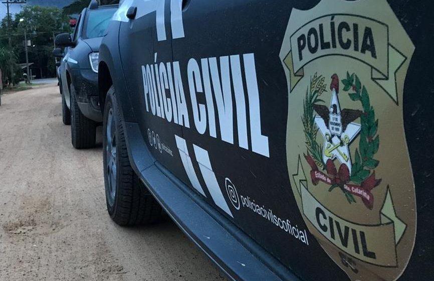Foragido do Presídio de Joinville é encontrado em Lontras