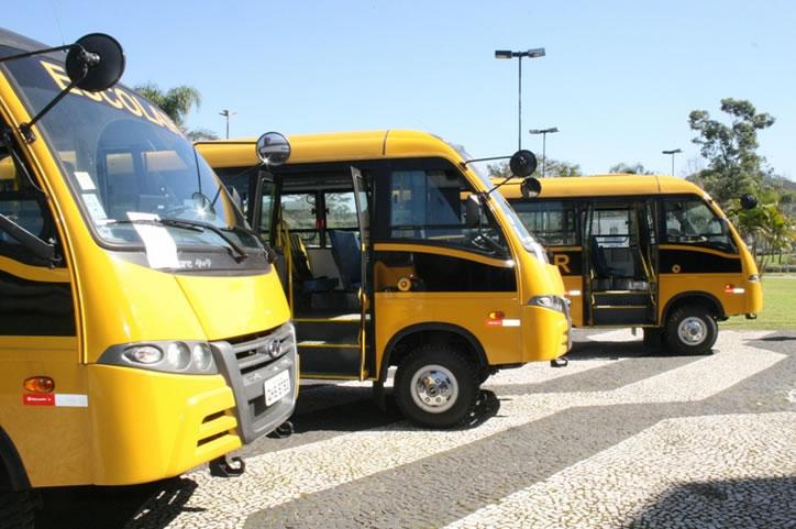 Alunos da rede estadual de ensino devem solicitar cartão para transporte gratuito
