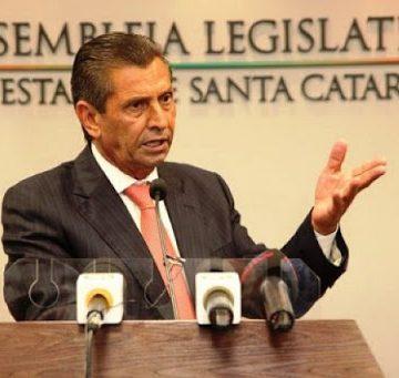 Alesc analisa decisão da Justiça Federal que determinou a prisão preventiva domiciliar de Júlio Garcia