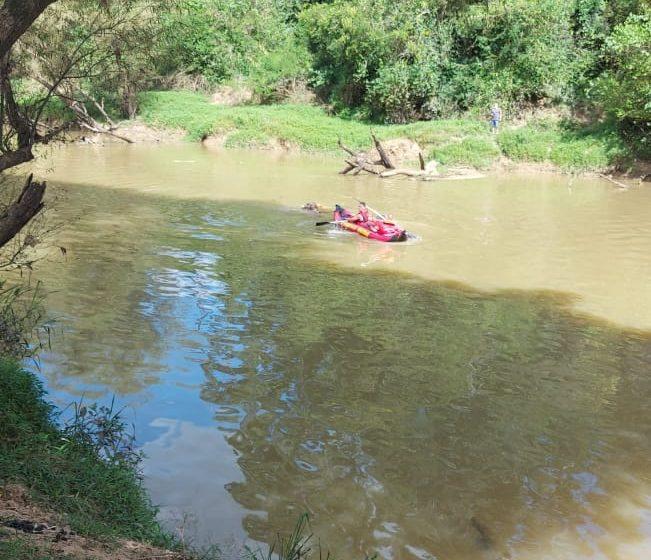 Corpo, em decomposição, é encontrado em rio de Laurentino