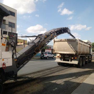 Obras da Avenida Oscar Barcelos têm início