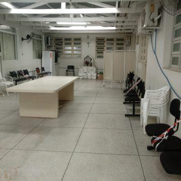 Com aumento da demanda, antigo hospital, em Aurora, é adaptado para Centro Covid