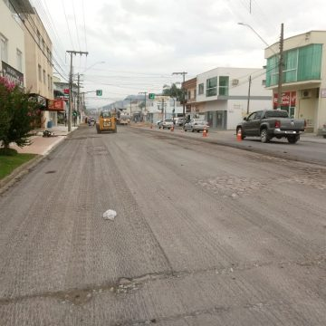Após recuperação de vias centrais, a secretaria de obras de Rio do Sul deve efetuar reparos em ponte do bairro Canoas