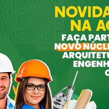 Associação Empresarial de Ituporanga vai lançar Núcleo de Construção Civil