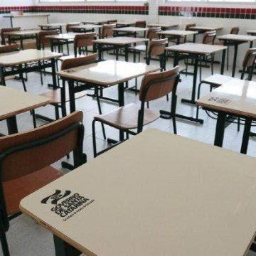 Durante recesso escolar, professores e gestores das unidades de Rio do Sul participam de formação e atualização
