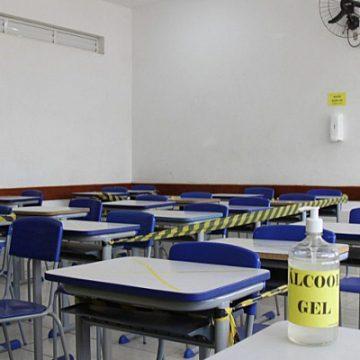 Supervisor da Gerência de Educação de RSL faz balanço do primeiro mês de volta às aulas