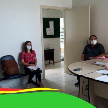 Após diagnóstico positivo de alunos, escola de Santa Terezinha tem aulas presenciais suspensas