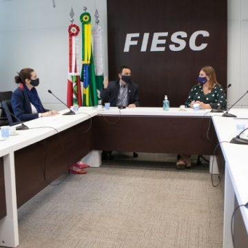 Fiesc entra na Justiça para tentar derrubar pedido de lockdown feito pelo Ministério Público de Santa Catarina
