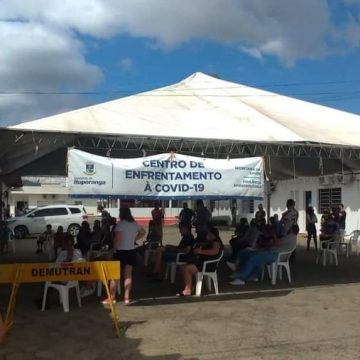 Ituporanga confirma caso da variante brasileira do coronavírus